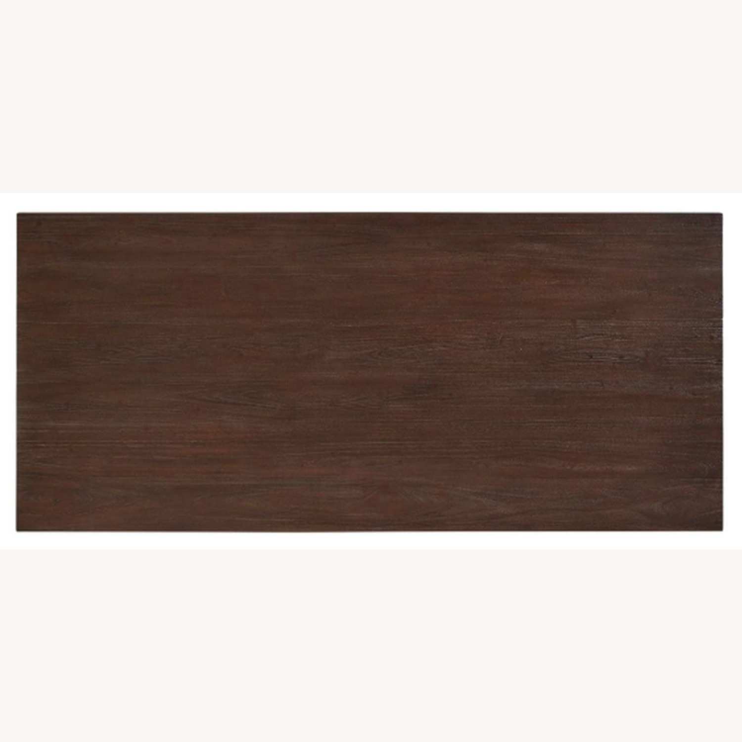 Modern Dining Table In Solid Mahogany - image-2