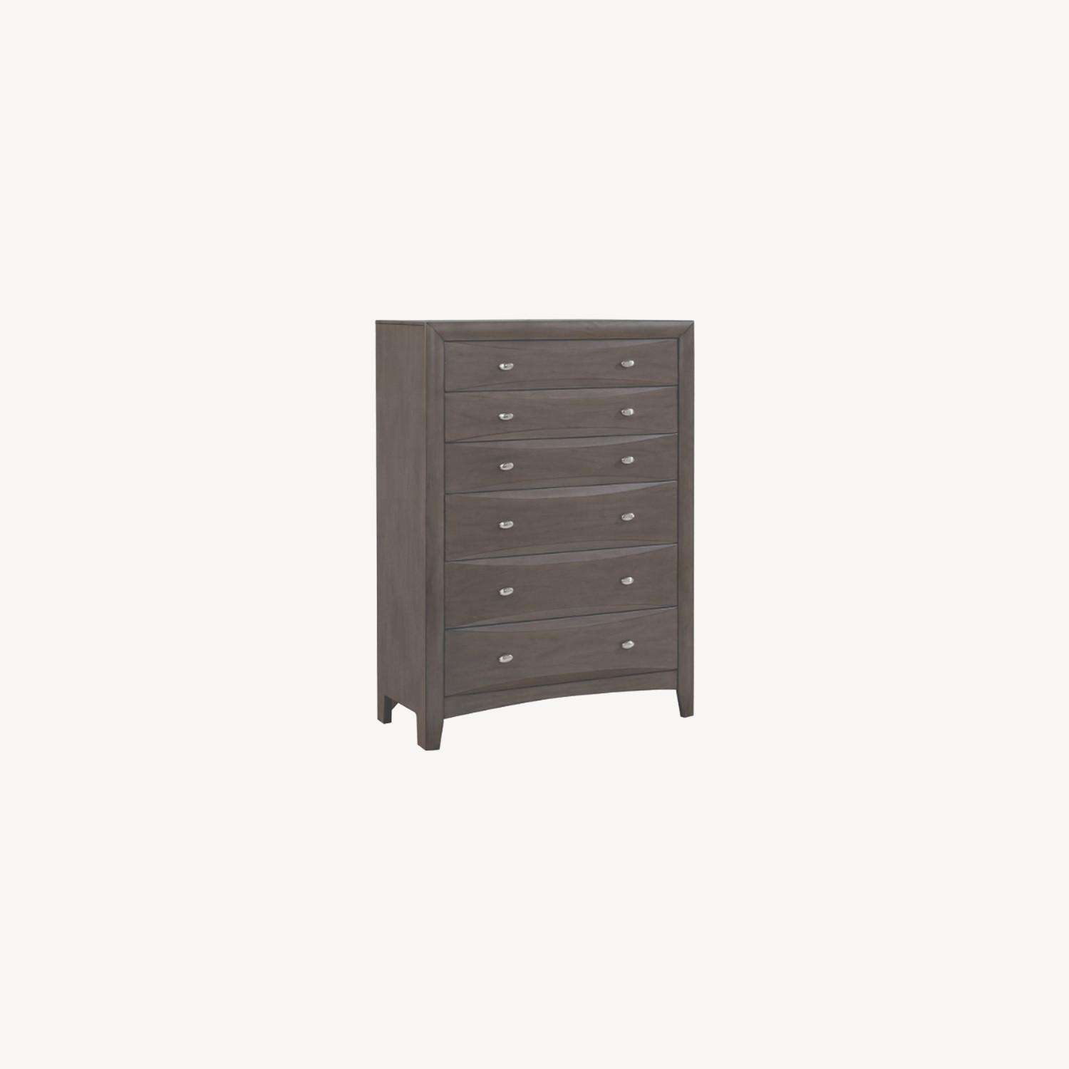 Chest In A Coco Grey Finish - image-4