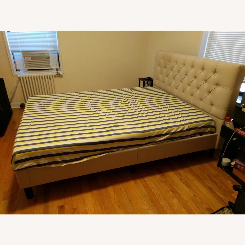 HeathZenith Queen bed - image-3