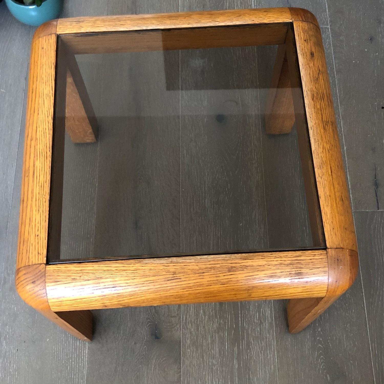 Vintage/Retro Side Table Set - image-8