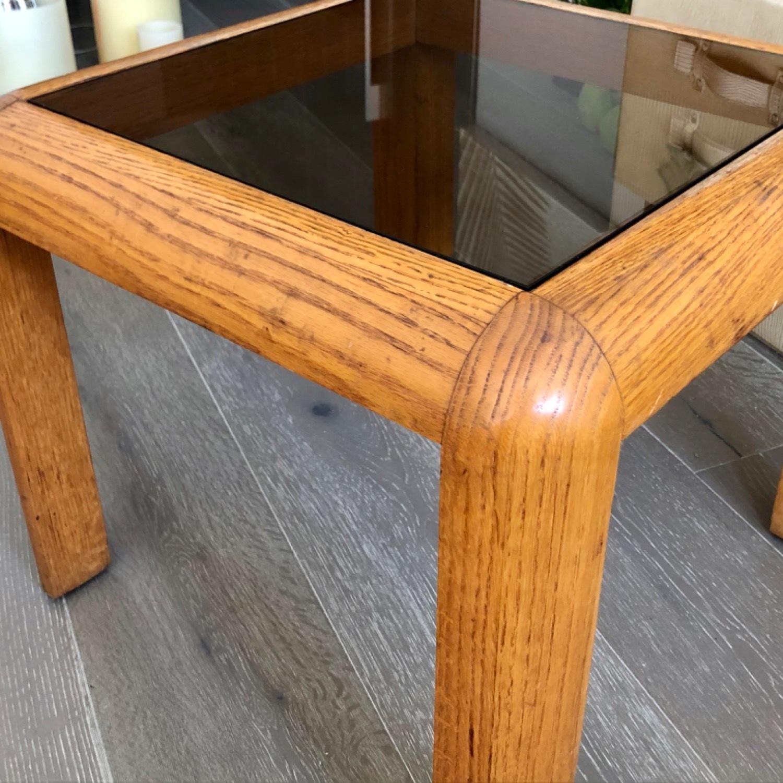 Vintage/Retro Side Table Set - image-1