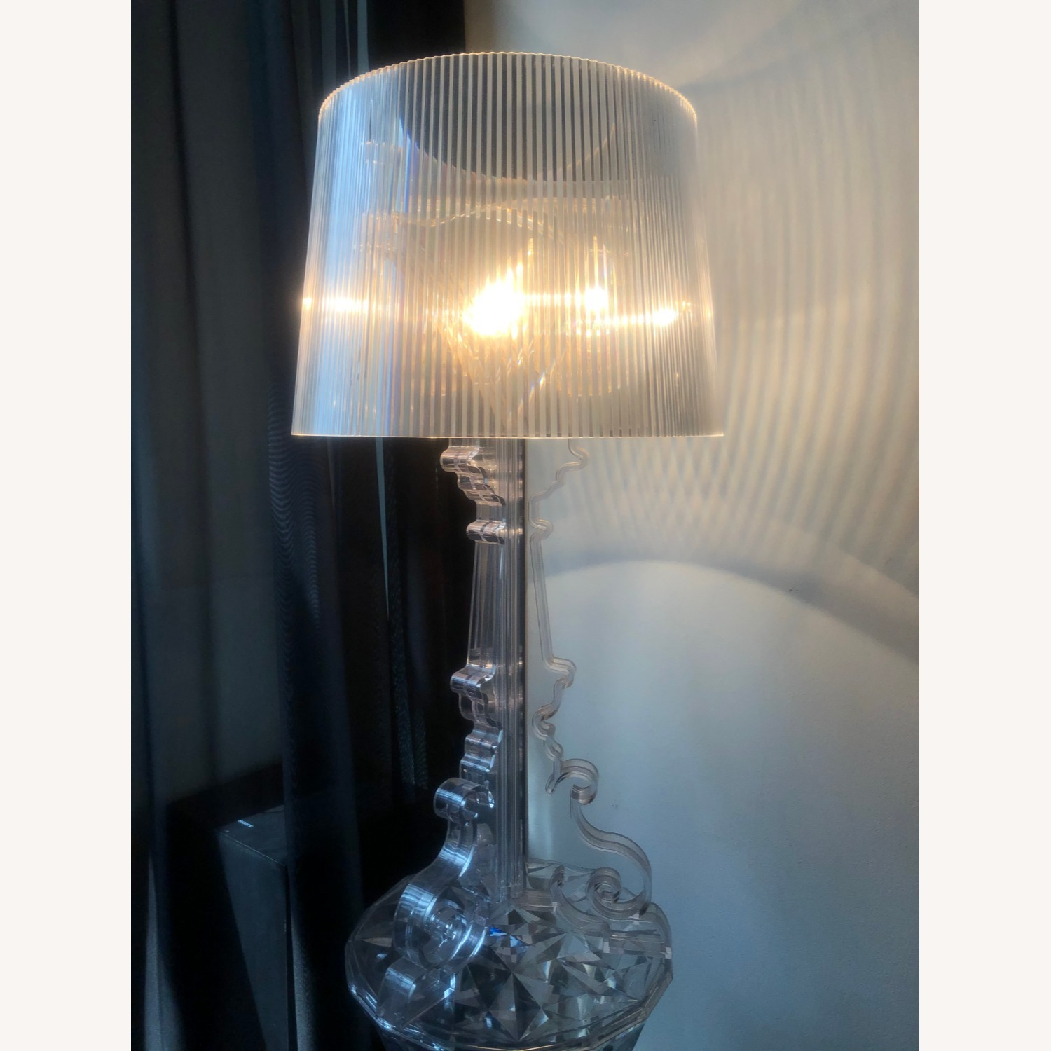 Kartell Bourgie Table Lamp - image-1