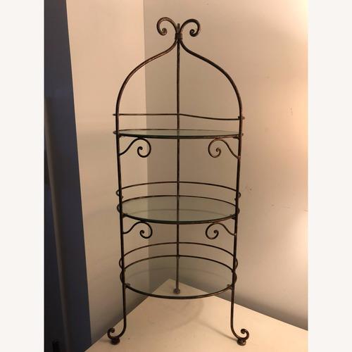 Used Antique Glass Shelf for sale on AptDeco