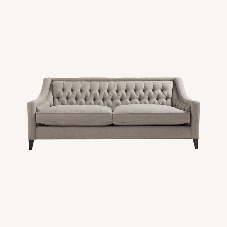 Arhaus Rylan Gray Sofa - image-4