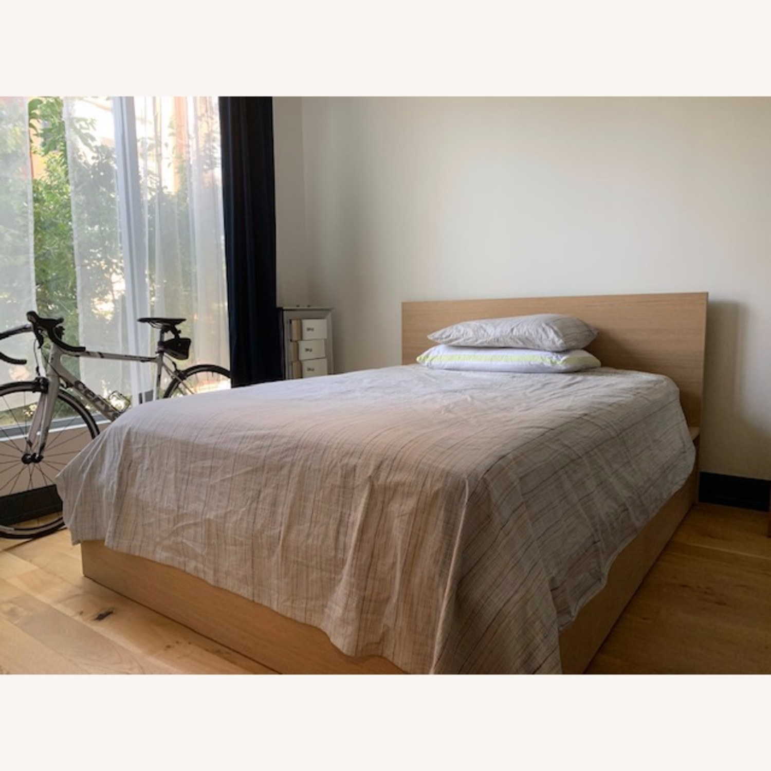 IKEA Malm Queen Bed - image-2