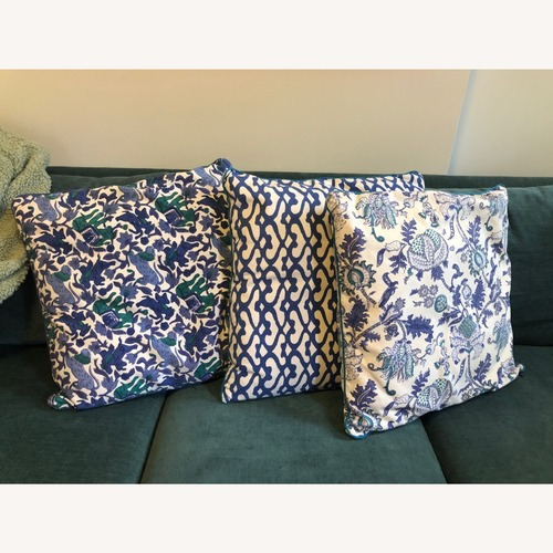 Used Vintage Roller Rabbit Pillows for sale on AptDeco
