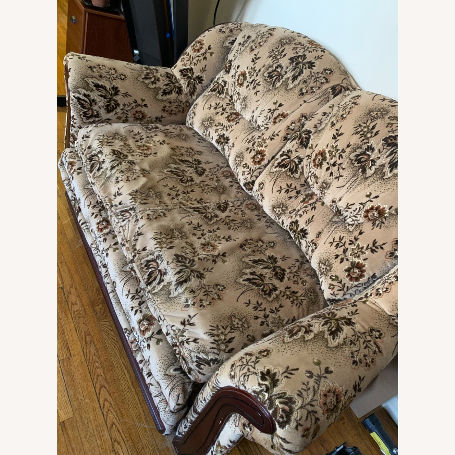 Tropical Oasis Loveseat - image-1