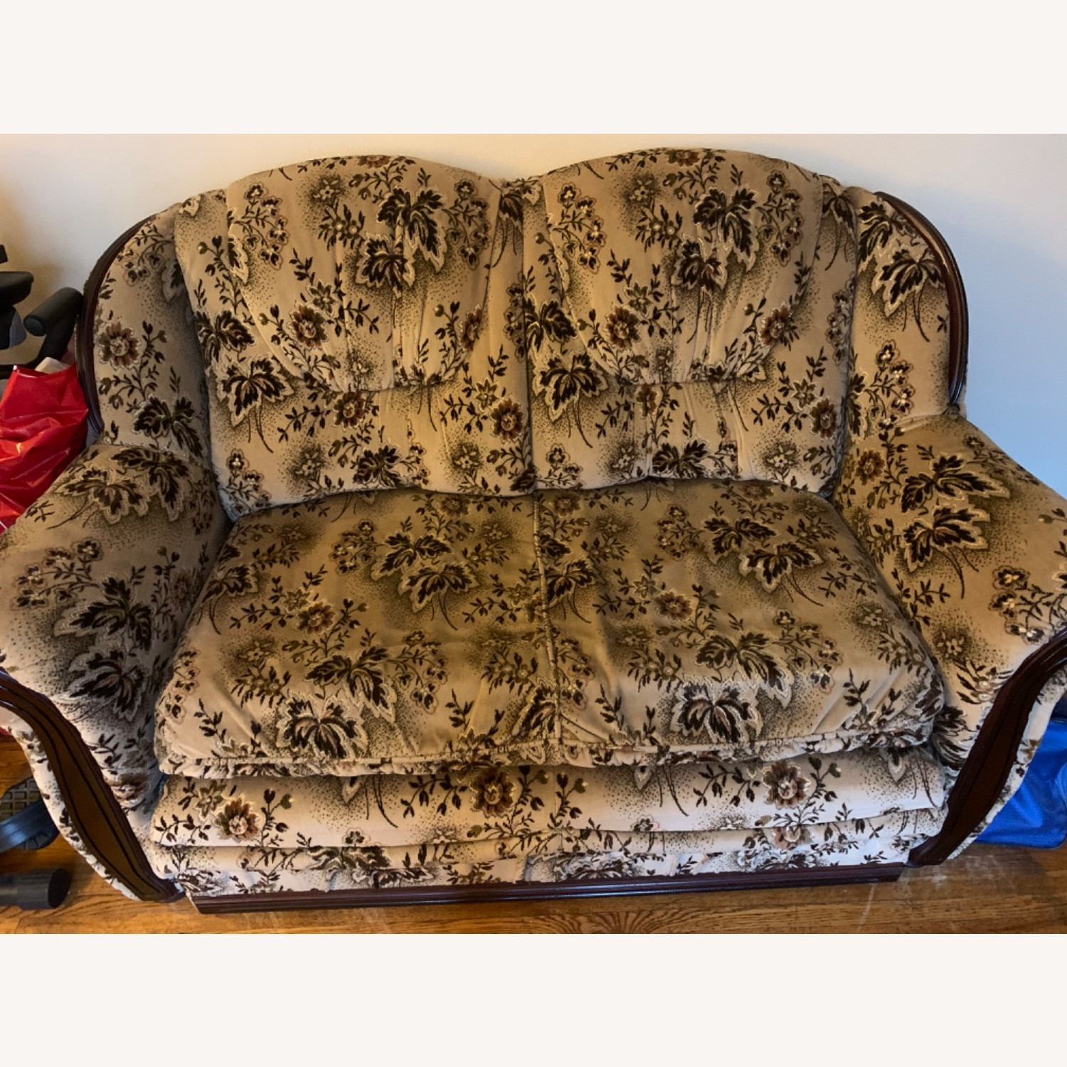 Tropical Oasis Loveseat - image-0