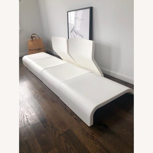 Used 2Modern Diabla Clip Club Chair & Table (set) for sale on AptDeco