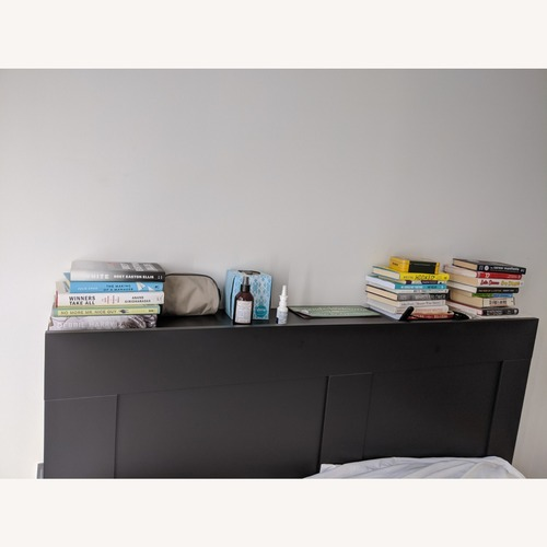 Used IKEA Queen Size Headboard for sale on AptDeco