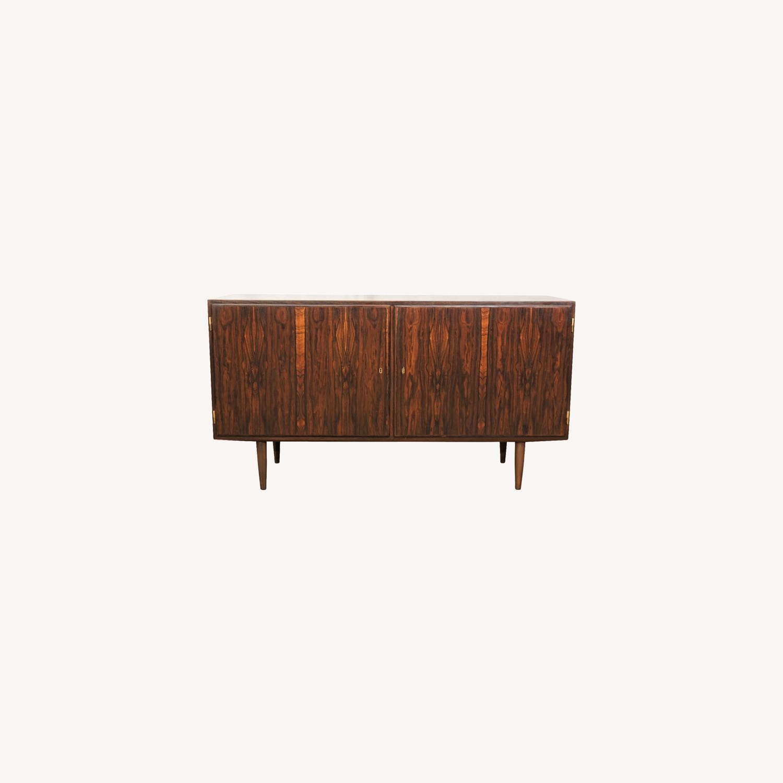 Vintage Danish Hundevad Rosewood Sideboard (Ulla) - image-0