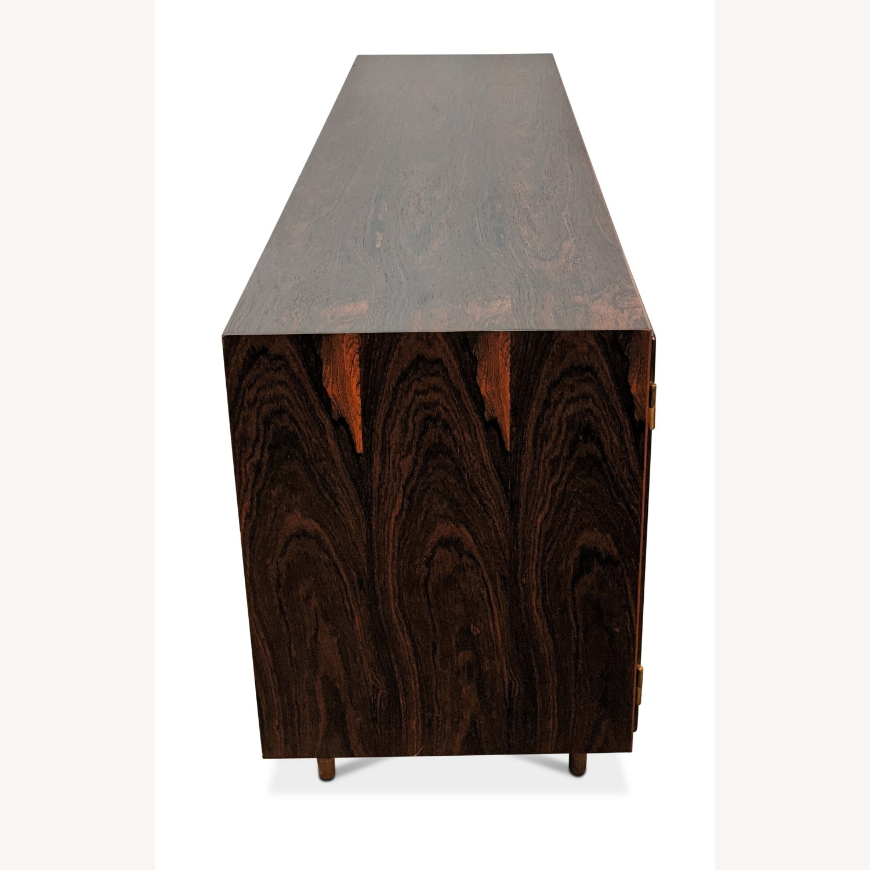 Vintage Danish Hundevad Rosewood Sideboard (Ulla) - image-8