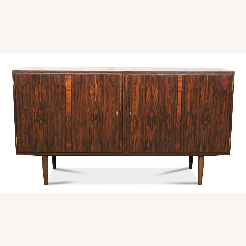 Vintage Danish Hundevad Rosewood Sideboard (Ulla) - image-1