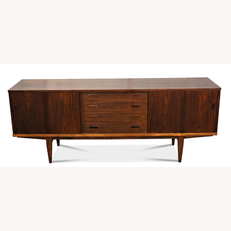 Vintage Danish Rosewood Sideboard (Victoria) - image-2