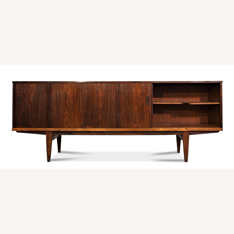 Vintage Danish Rosewood Sideboard (Victoria) - image-5