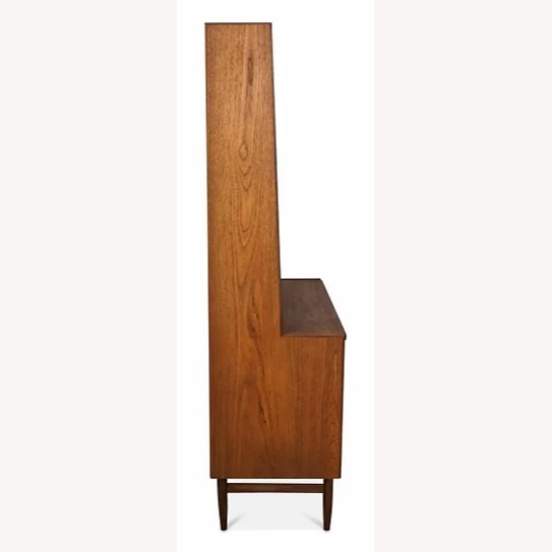 Vintage Danish Comfort Bookcase / Secretary - image-3