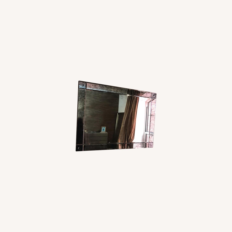 Restoration Hardware Palazzo Mirror - image-0