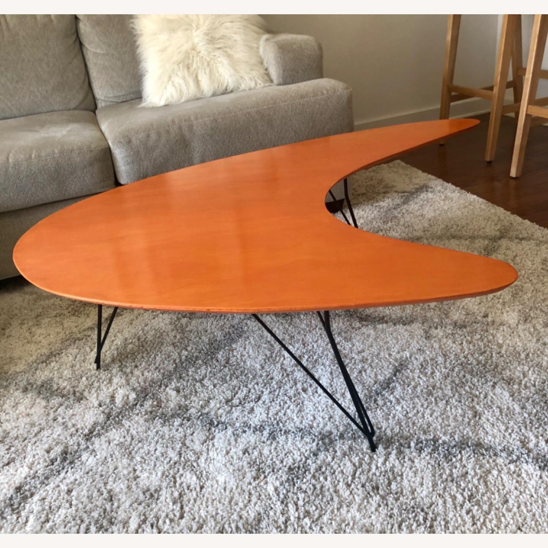 Handmade Boomerang Coffee Table - image-3