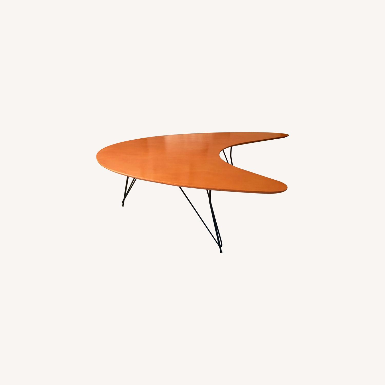Handmade Boomerang Coffee Table - image-0
