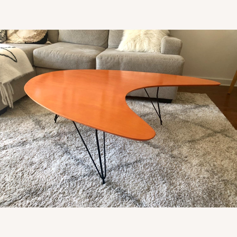 Handmade Boomerang Coffee Table - image-2