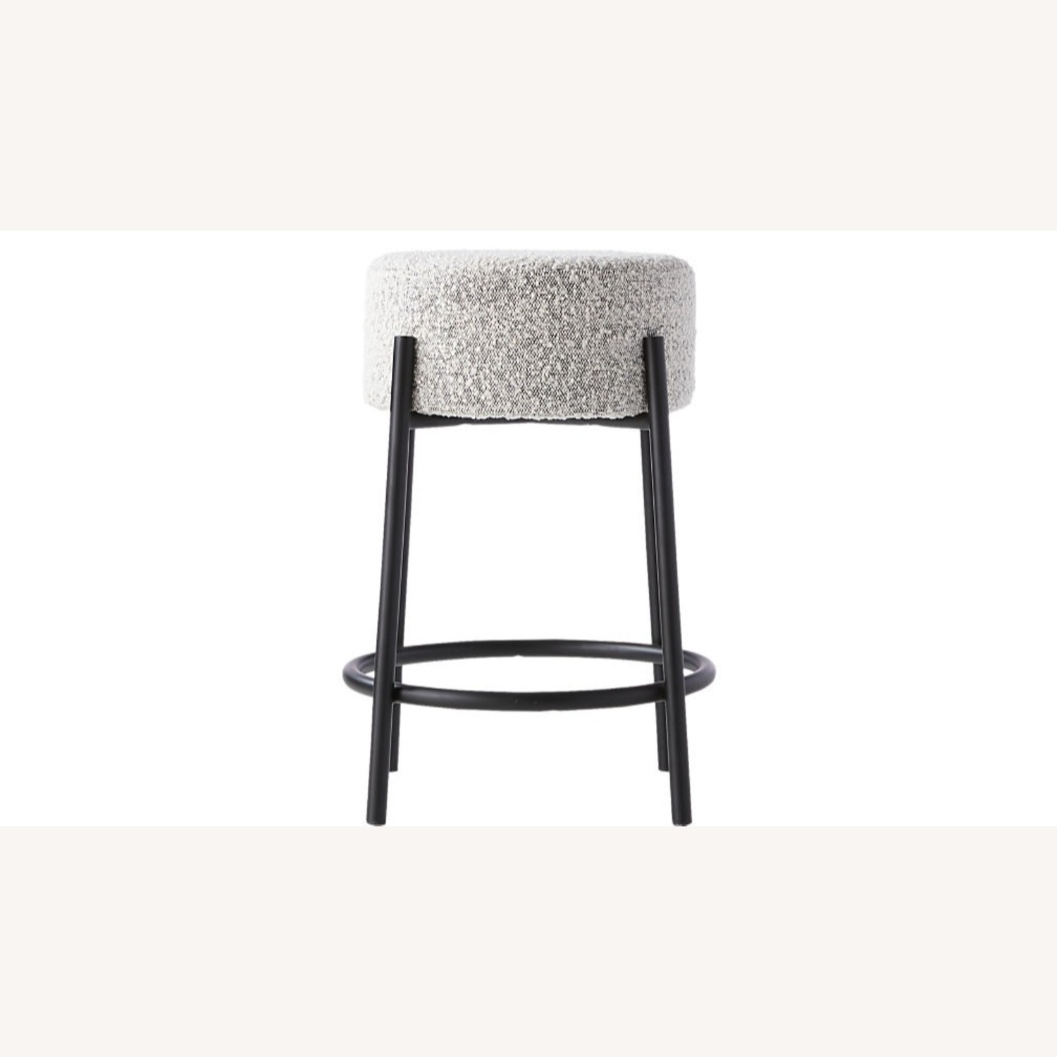 CB2 PEG Upholstered Counter Stool - image-0