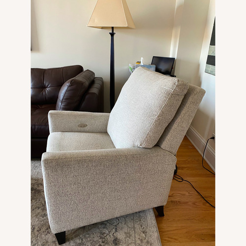 Used Bloomingdale's Sophie Electric Recliner Chair for sale on AptDeco