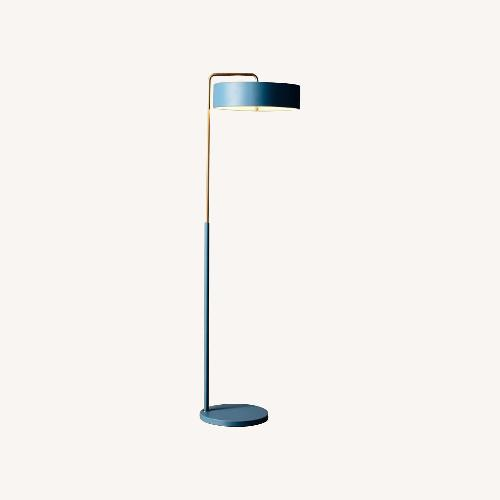 Used West Elm Library Floor Lamp for sale on AptDeco