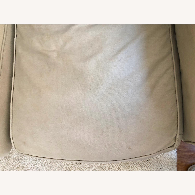 Pottery Barn Down-Stuffed 5-Seat L Sectional Sofa - image-8