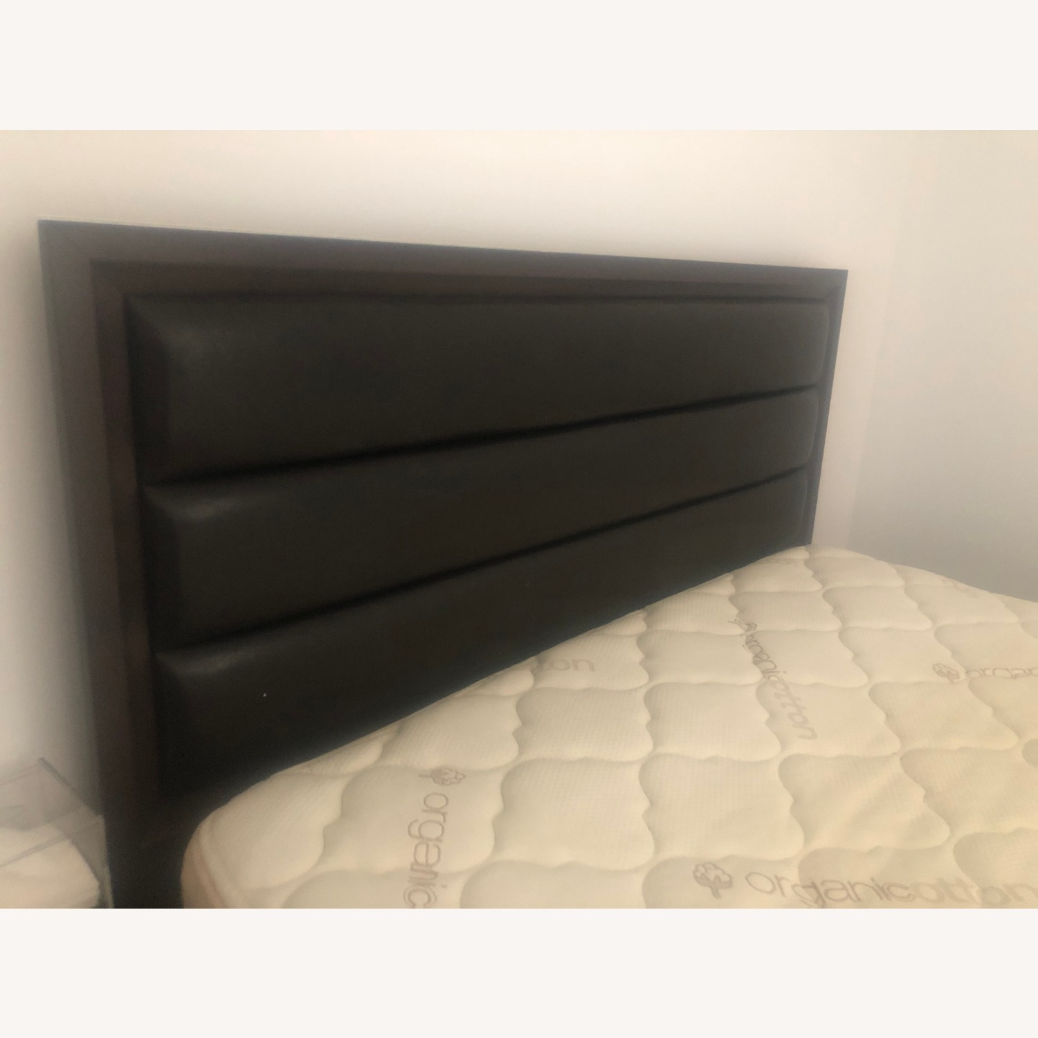 Queen Storage Bed with Headboard - image-5