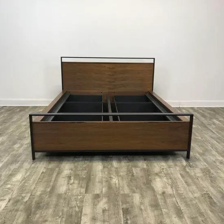 Crate & Barrel Bowery Storage Platform Bed - image-2