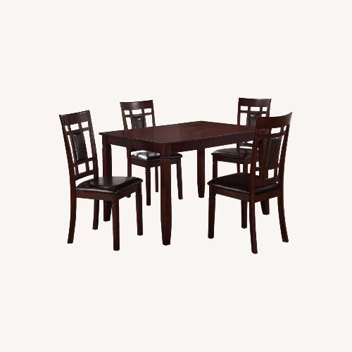 Used Macy's Dining Set for sale on AptDeco