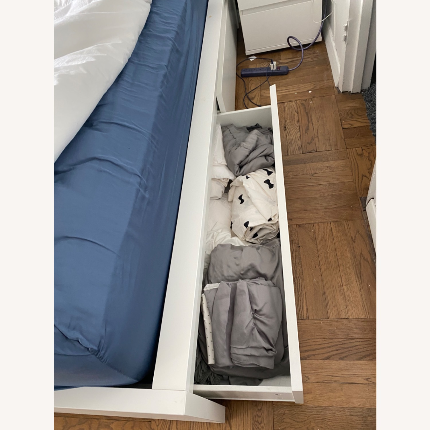IKEA Malm Queen Bed - image-9