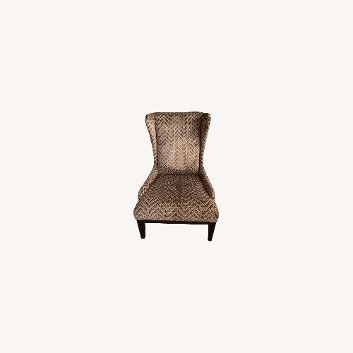 Used Indigo Furniture Custom Chair for sale on AptDeco