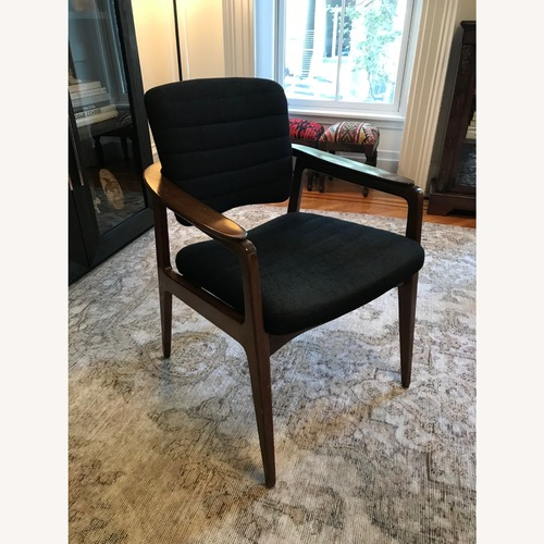 Used Vintage Set of 4 Mid Century Dining Chairs for sale on AptDeco