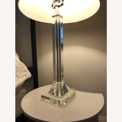 Used Restoration Hardware Pair of Lamps for sale on AptDeco