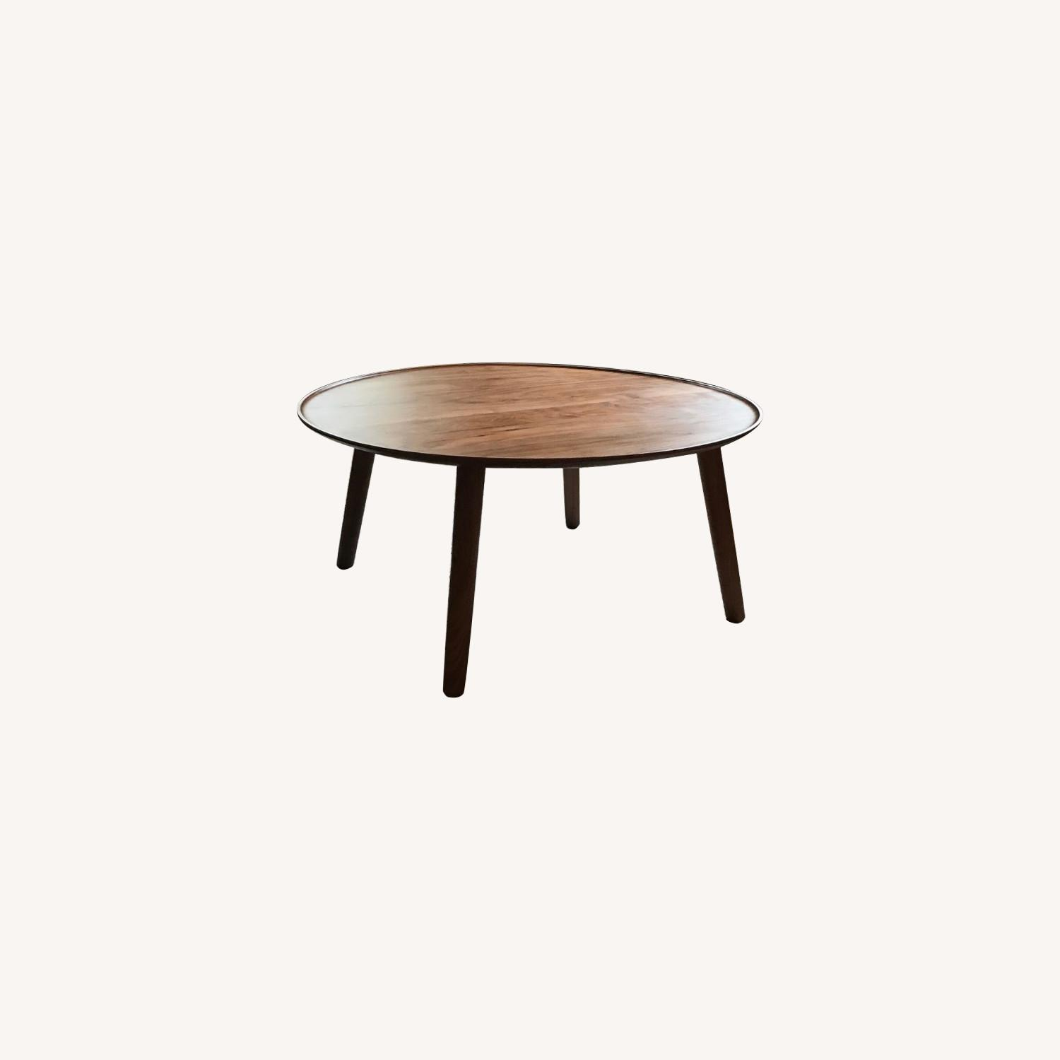 Design Within Reach Circular Coffee Table - image-0