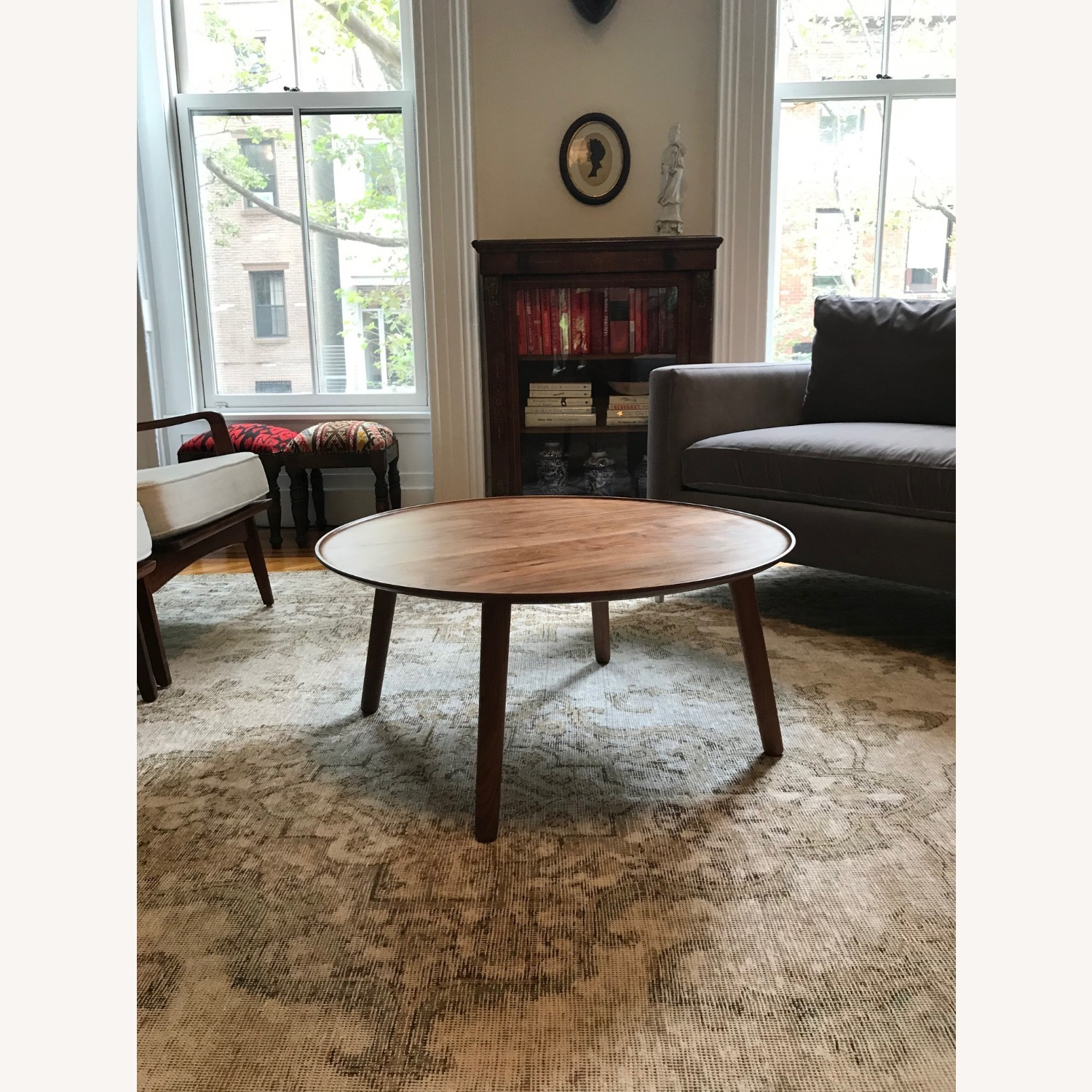Design Within Reach Circular Coffee Table - image-3