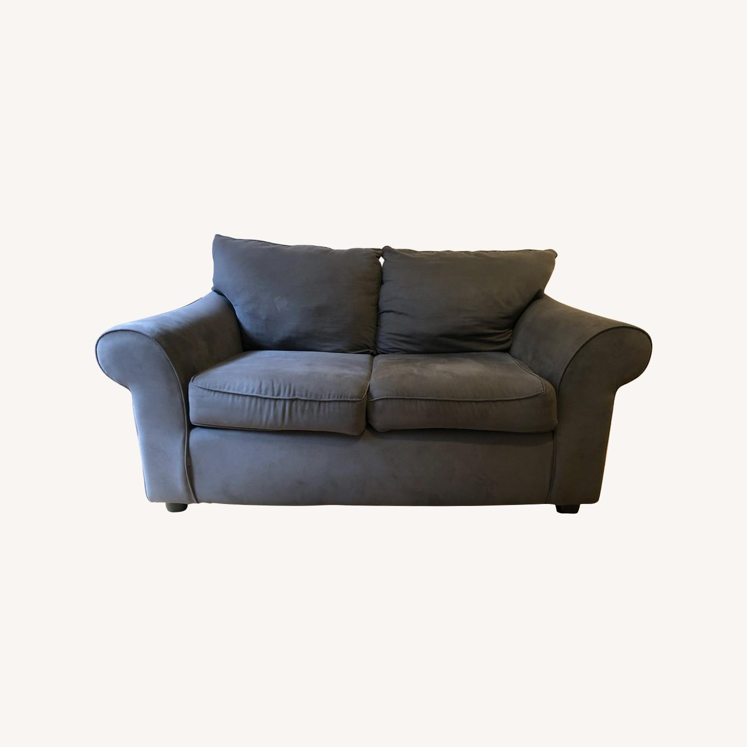 American Made 2-Seat Couch - image-0