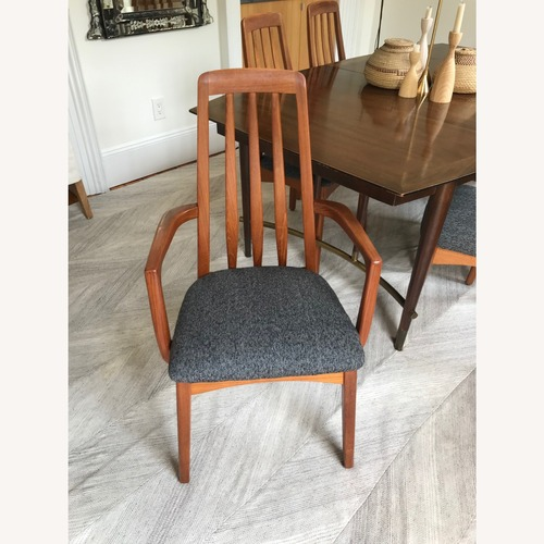 Used Set of 6 Vintage Mid Century Dining Chairs for sale on AptDeco