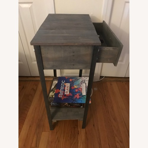 Used Vintage/Industrial End Tables for sale on AptDeco