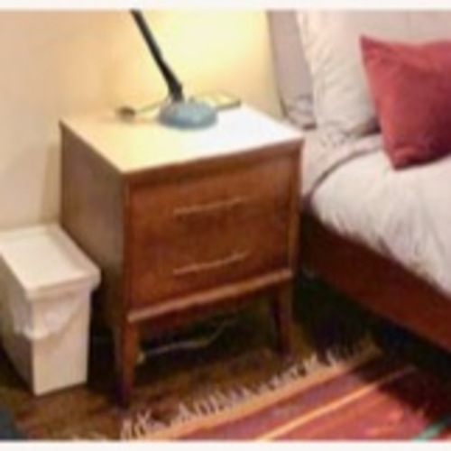 Used Mid Century Modern Nightstand for sale on AptDeco