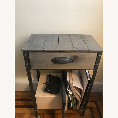 Used Vintage End Table/Nightstand for sale on AptDeco