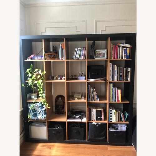 Used IKEA Premium Storage Cubed Bookcase for sale on AptDeco