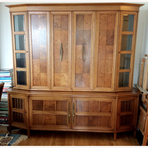 Used Tomlinson Companies Wall Unit for sale on AptDeco
