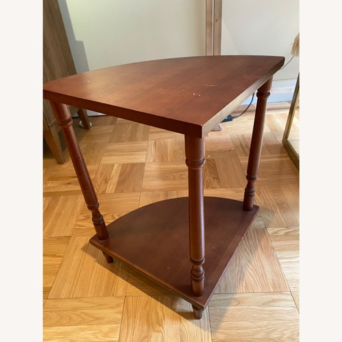 Used Corner Table for Record Player for sale on AptDeco