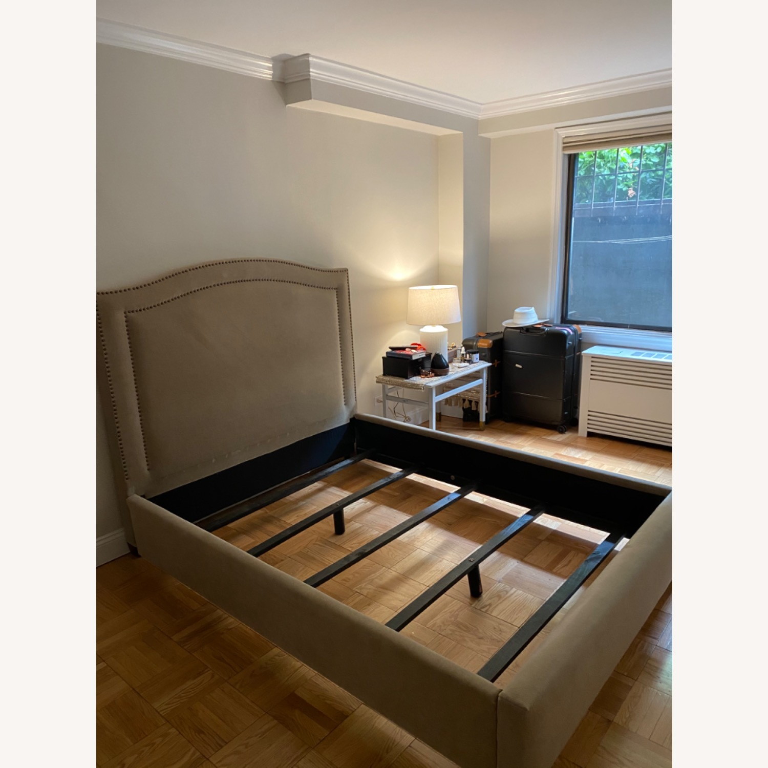 Pottery Barn Tamsen Bed - image-1