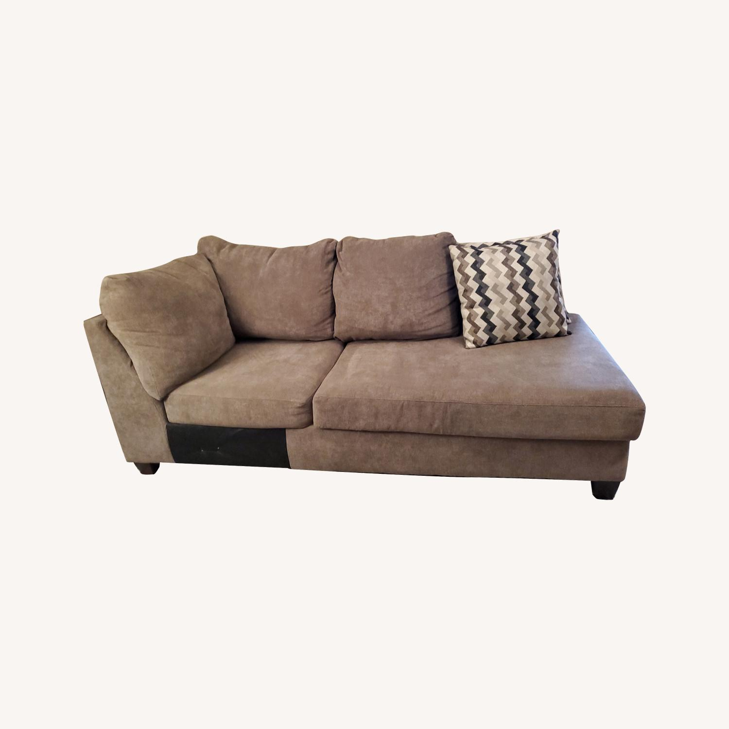 Bob's Discount 2 Piece Sectional - image-6