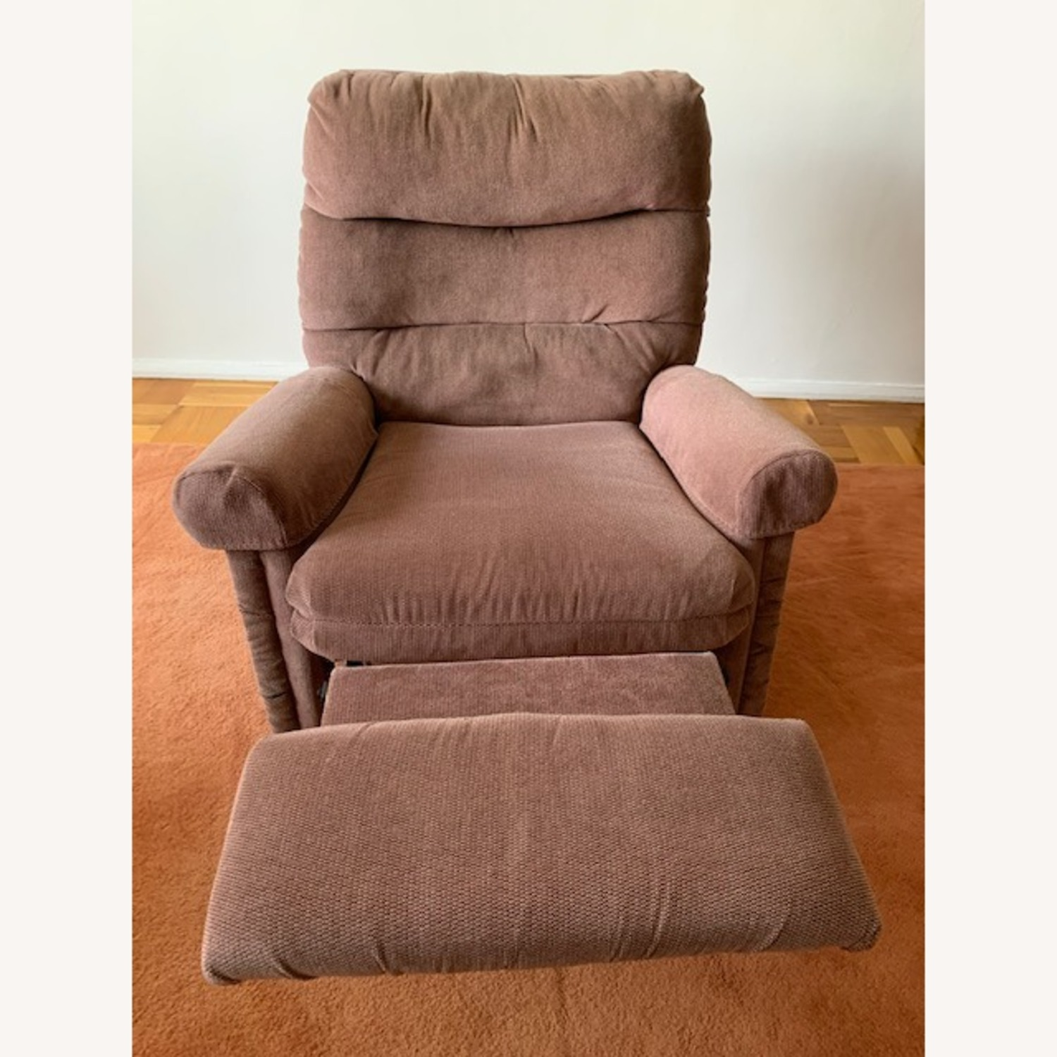 Fabric Armchair Recliner - image-10