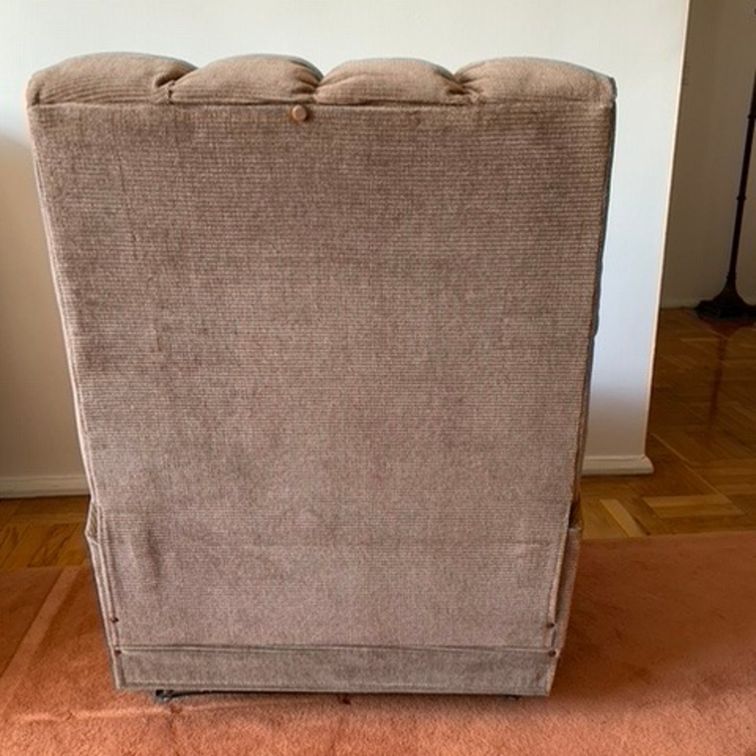 Fabric Armchair Recliner - image-19