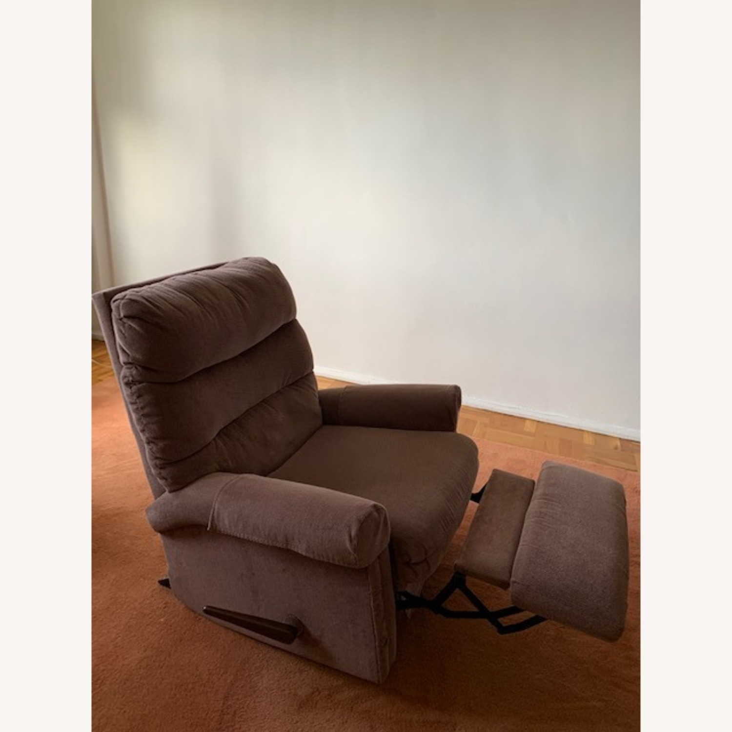Fabric Armchair Recliner - image-13